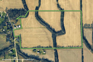 71 +/- Acres located on Jamaica Rd., Carlisle, OH