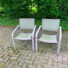 (2) Outdoor Chairs