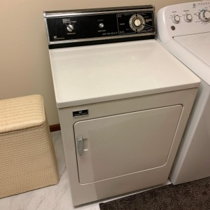 White Westinghouse electric dryer