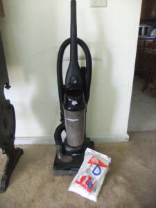 Dirt Devil Upright Bagless Vacuum