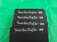 (5) 1979 Proof Sets