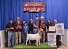 Bred Recip - National Grand Champion Buck