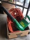 Leaf Blower, Extension Cord
