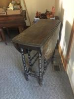 Drop Leaf Side Table