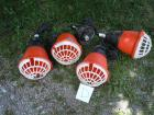 (4) Heat Lamps - Project / Repair or Parts